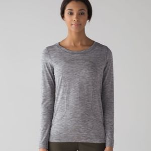 Lululemon Swiftly Tech Long Sleeve Relaxed Fit Tee
